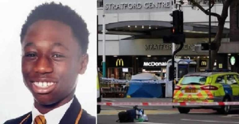 Promising Ghanaian Young Footballer Killed In England