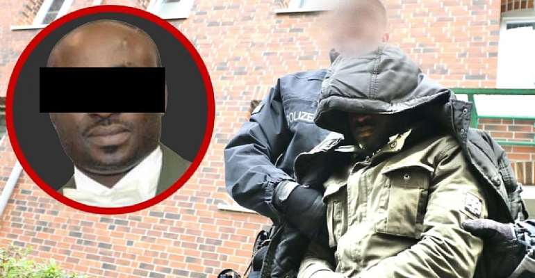 A German-Ghanaian Pastor, Arrested In Hamburg Under Suspicion Of Human Smuggling