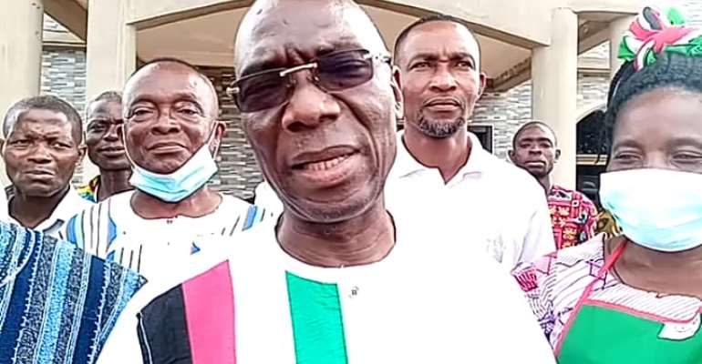 Election 2020: It's Been A Wasteful 4years Under NPP – Akatsi North MP