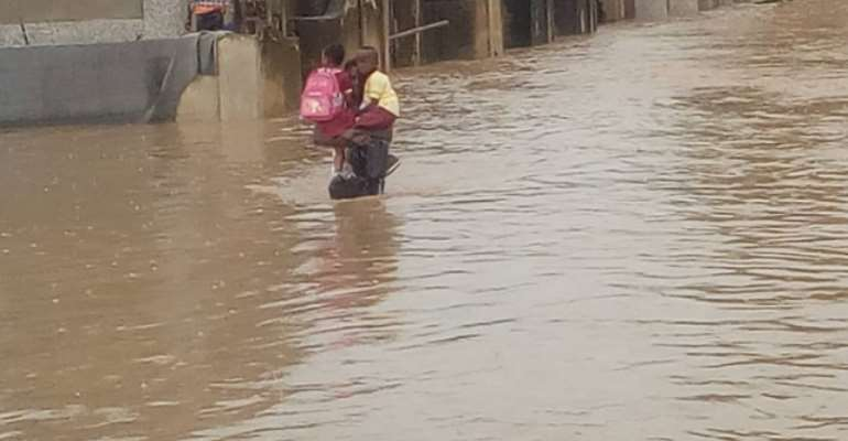 Accra Floods: Local Gov't System Not Working – NPP Communicator