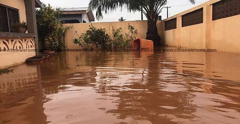 Accra Floods; 63 Years Of Inertness!