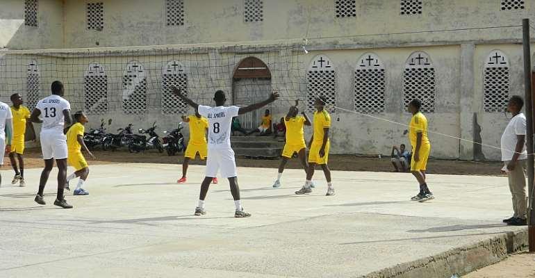 Multi-Purpose Court Inaugurated At Adafienu, Volta Region