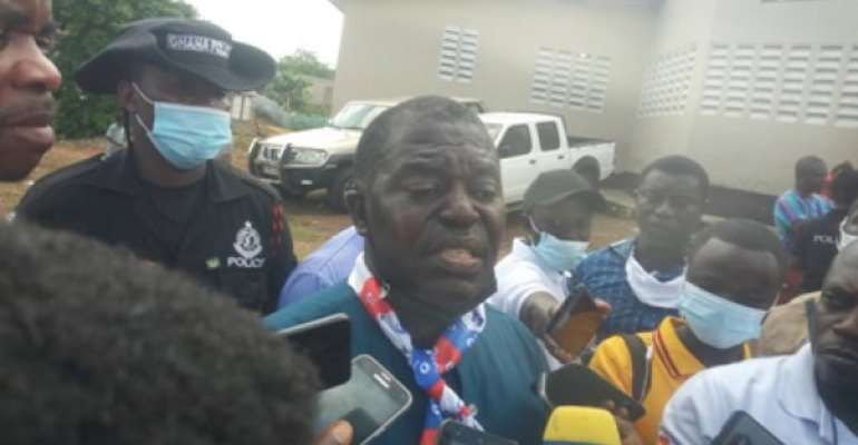 I'm Not Perturbed By The Numerous Independent Contestants — Owusu Bio