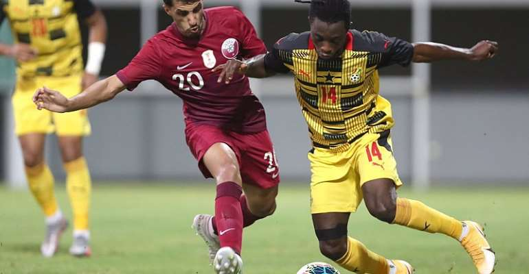Ghana 5-1 Qatar: Improved Black Stars Defeat Asian Champions