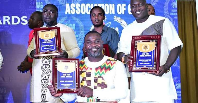 GOC President Commends SWAG For Keeping The Awards Alive