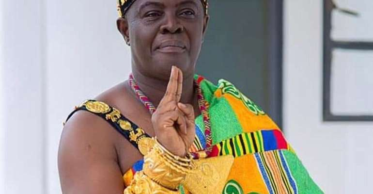 We'll storm Parliament and wound ourselves if you attempt to reject anti-LGBTQI Bill —Dormaahene warns MPs