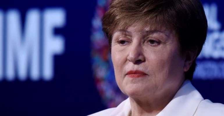 IMF MD Georgieva to stay on despite allegations