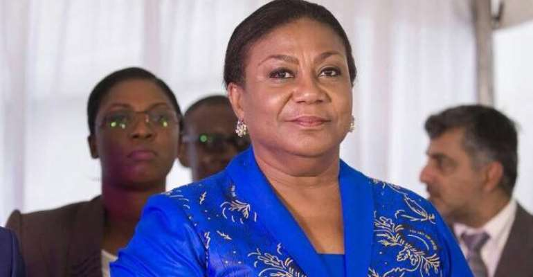 First Lady's Foundation, HFC To Build CHPS Compound