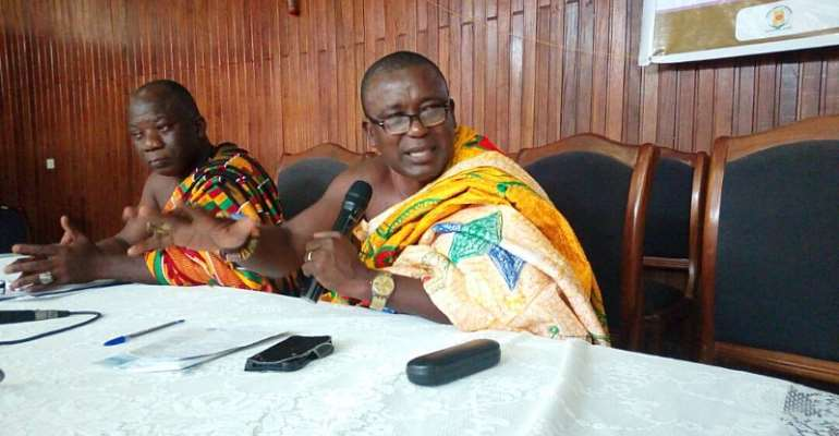 Chiefs In Western Region Cry Foul Over Neglect In Policy Forrmulation