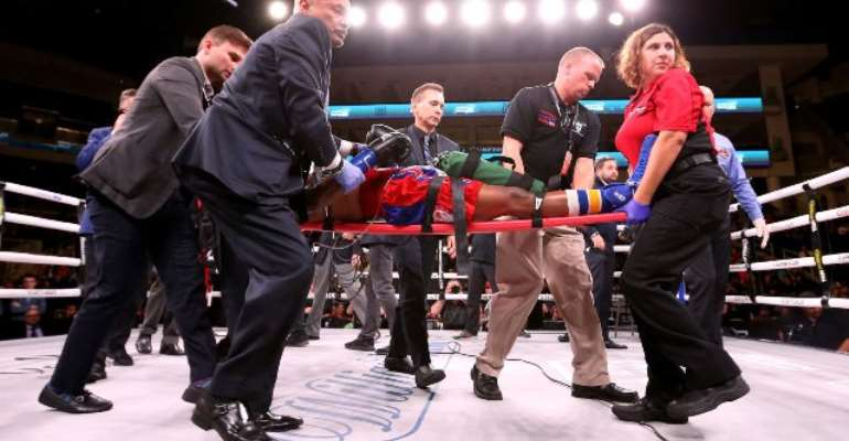 Boxer Patrick Day In Coma After Brutal Knockout