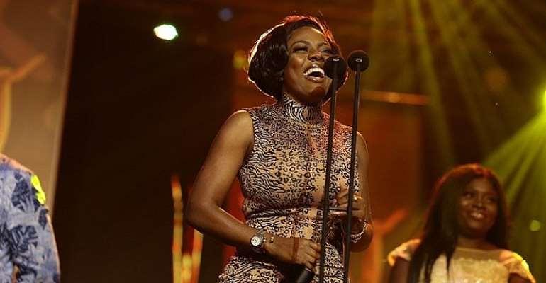 Nana Aba Anamoah Beats Bernard Avle, Songo, Others To Win RTP Media Personality Of The Award 2019