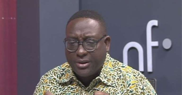 Yaw Buaben Asamoa is Director of Communications of the NPP