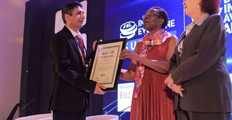 Kamal Budhabhatti Is Africa's FinTech CEO Of The Year