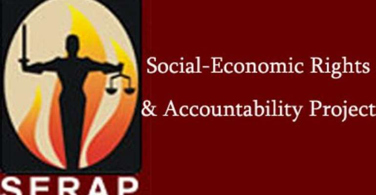 SERAP Gives Abuja Council Chair 14 days To Withdraw Life Pensions For Ex-officials