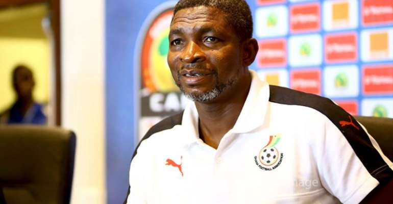 2019 WAFU Cup: Maxwell Konadu Pledges Better Display Against Senegal