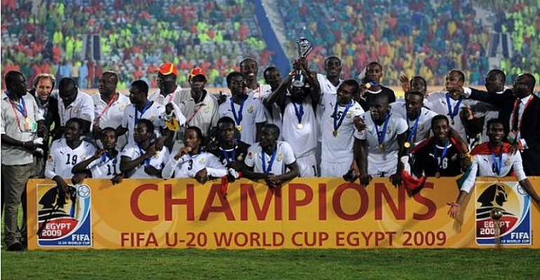 Ghana's 2009 U-20 FIFA World Cup Winning Squad... Where Are They Now?