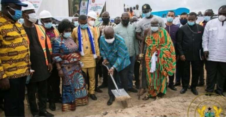 UW/R: We Were Promised Development Not Sod- Cutting Ceremonies- Tahiru Lukman to Akufo-Addo