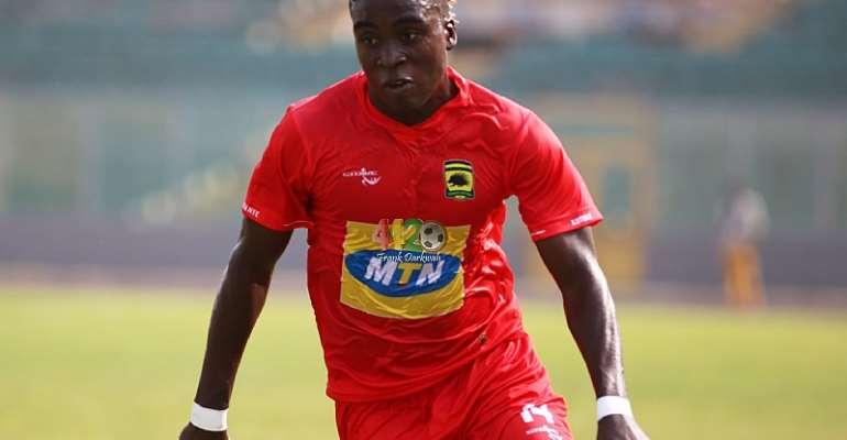 Defender Patrick Yeboah