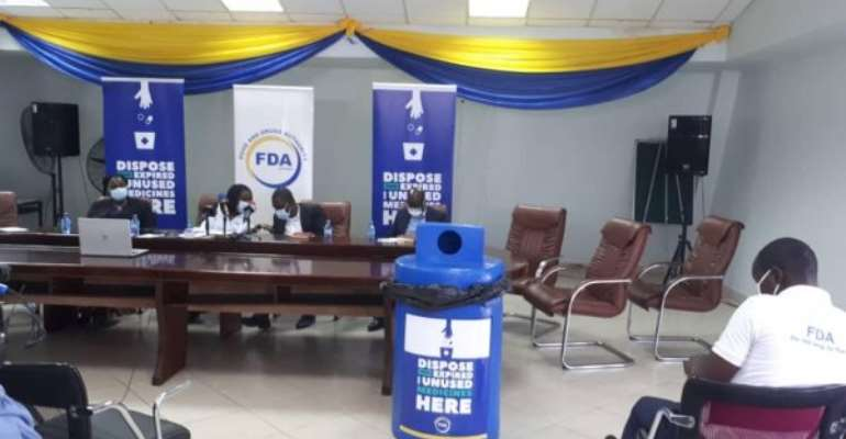 FDA Clamp Down On Unused, Expired Medicines