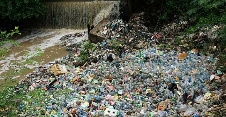Plastic pollution remains a topmost environmental concern  - Source: