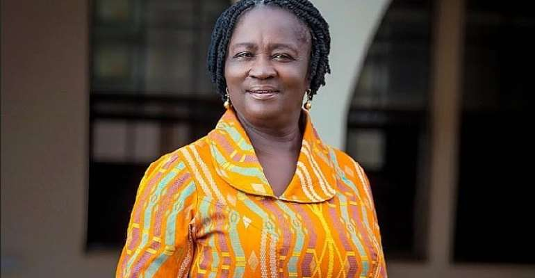 'Working With Rawlings': Reaction To My Foreword Surprising – Naana Jane Chides Amidu