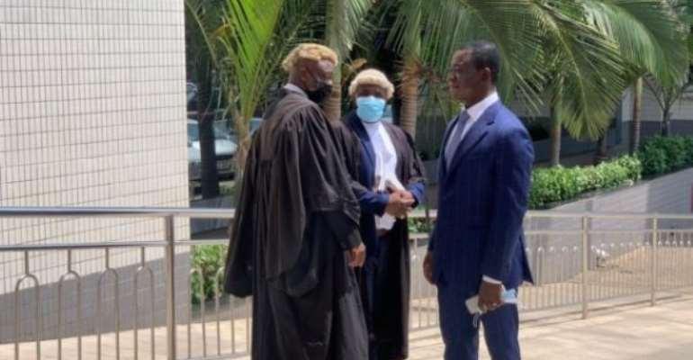 Cocobod trial: Honyenuga was just waiting to sentence Opuni – Lawyer tells Supreme Court