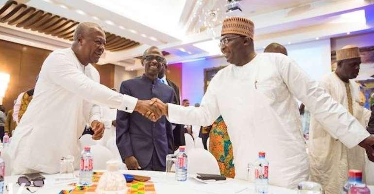 Bawumia is no match for Mahama – Wofa Adoma