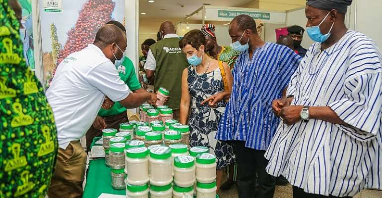 1000 exhibitors and participants to partake in the pre-harvest event in Tamale