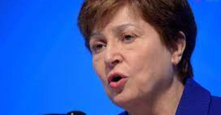 IMF chief Georgieva to break silence after allegations of data manipulation
