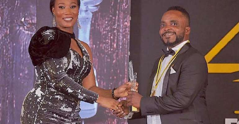 Cheetah FC Owner wins Best Sports CEO Awards At 40 Under Forty Achievers Awards