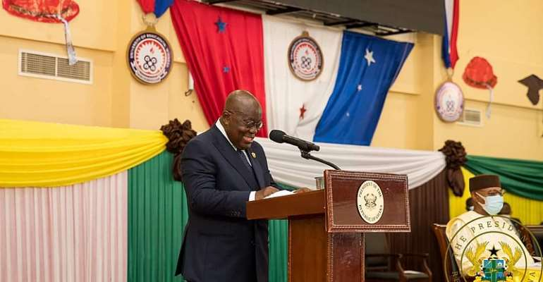 Akufo-Addo applauds ECOWAS Parliament for summit in Ghana