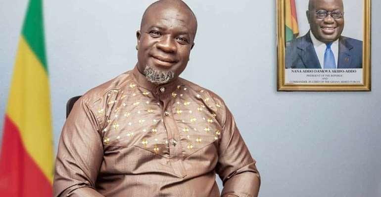 Akufo-Addo appoints David Prah as Deputy Director-General for Ghana TVET Service