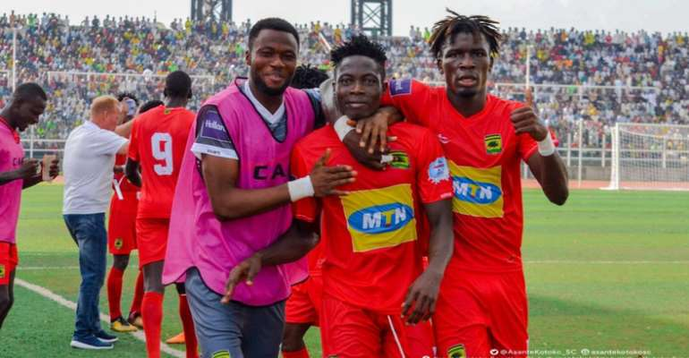 CAF CC: Asante Kotoko Cautioned Ahead Of San Pedro Encounter
