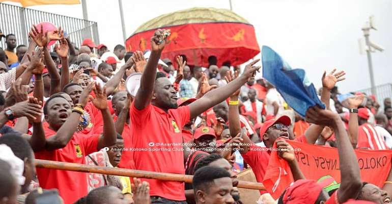 CAF CC: Kotoko Announce Gate Fees For San Pedro Clash
