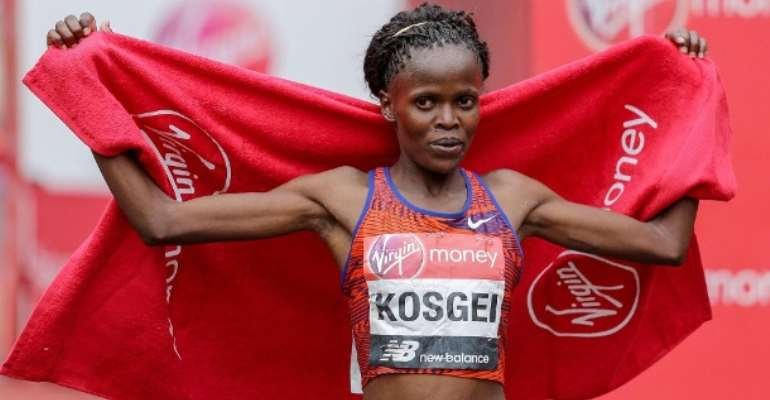 The Kenyan woman, Brigid Kosgei has showed what a wonderful runner she is