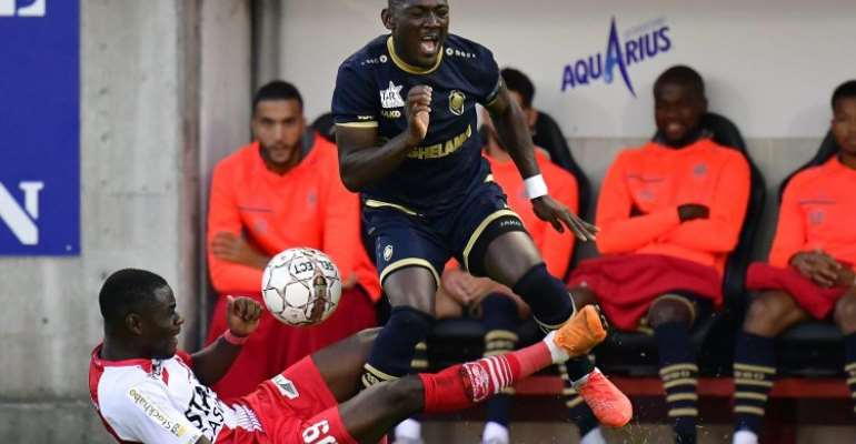 VIDEO: Daniel Opare Starts Training After Recovering From Knee Injury