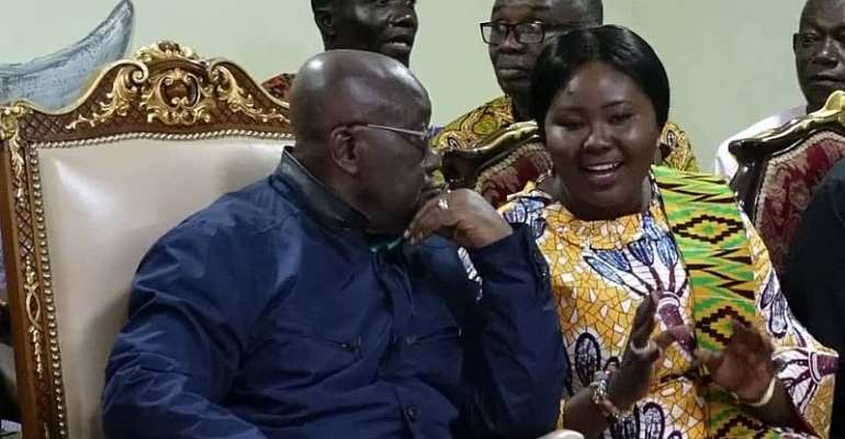 2020 Elections: Youngest MP Gets Massive Endorsement From President Akufo-Addo