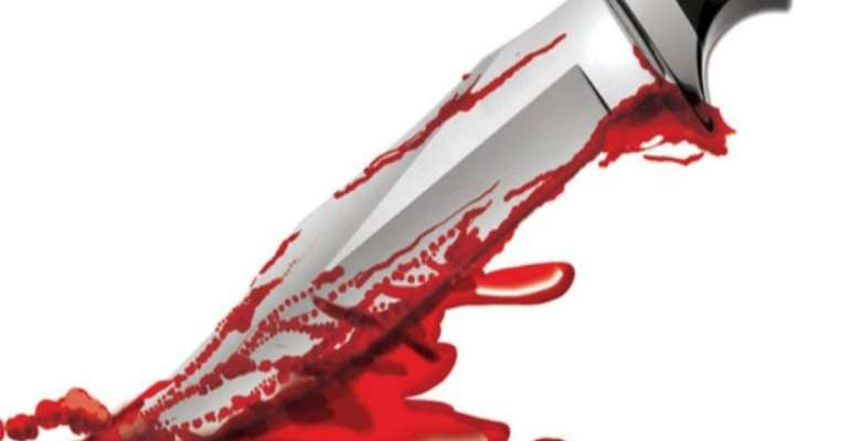 Boy Stabs Player In London