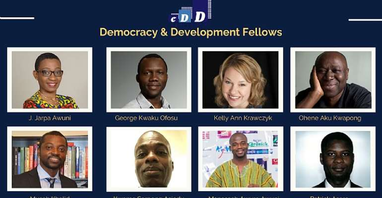 CDD-Ghana Announces New Batch Of Democracy & Development Fellows