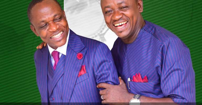 Adeboye, Obey, Tope Alabi Others For Praise With The Twins 2019