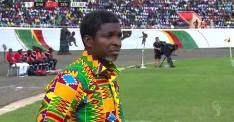 Maxwell Konadu Praises His Players Despite Losing To Senegal In 2019 WAFU Finals