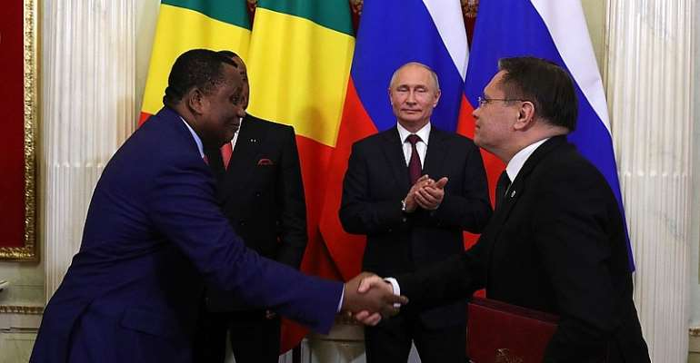 Russia–Africa Economic Forum To Discuss Nuclear Technology For African Development