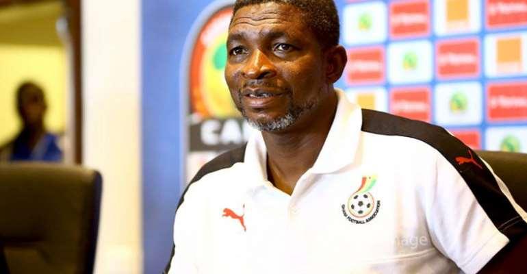 Coach Maxwell Konadu