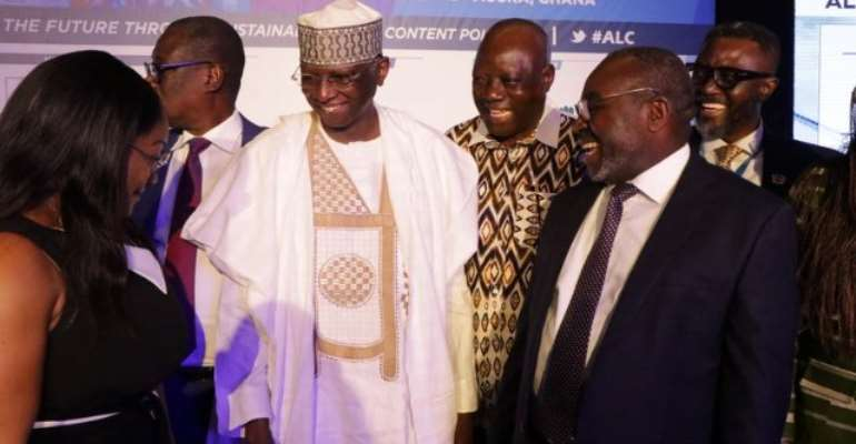 Accra Hosts Confab On Sustainable Local Content Policies In Crude Sector