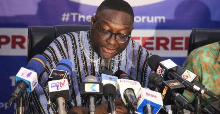 Mahama Pretending Over Law Students' Woes – Yaw Buaben Asamoa