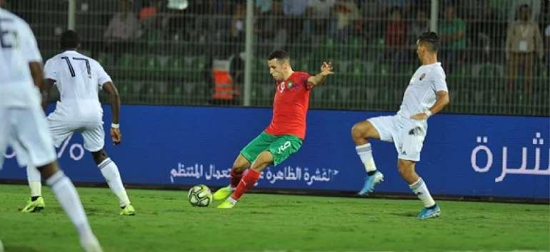 Morocco, Libya Share Spoils In Friendly
