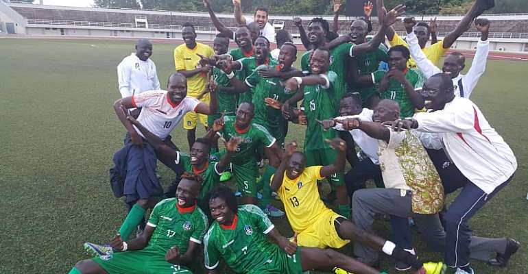 AFCON 2021 Qualifiers: South Sudan Romp Into Group Phase As Sao Tome Stun Mauritius