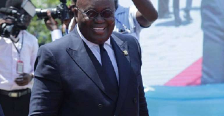From 15.4% to 7.6%: God indeed ordained Akufo-Addo to redeem Ghanaians from economic helotry!