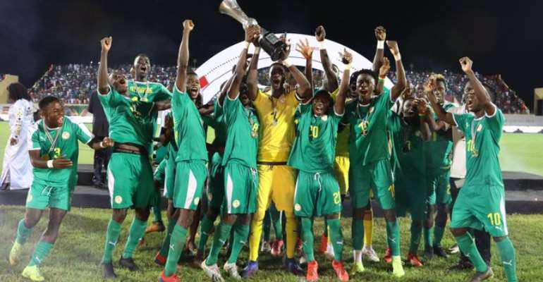 HIGHLIGHTS: Watch How Senegal Defeated Ghana To Win 2019 WAFU Cup
