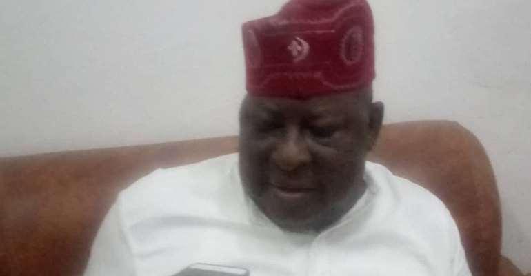 Alhaji Ibrahim Mobila, NDC Northern Regional Chairman